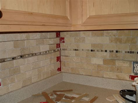stone subway tile backsplash natural stone tile backsplash home design ideas