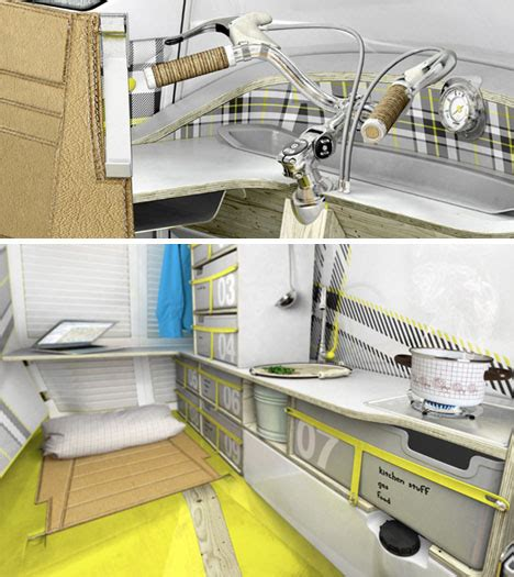 Small Cer Interior by Tiny Truck Mini Trailer Small Mobile Cer Car