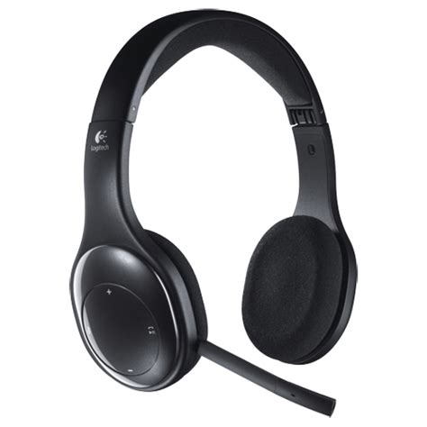 best wireless pc headset logitech wireless headset h800 computer headsets
