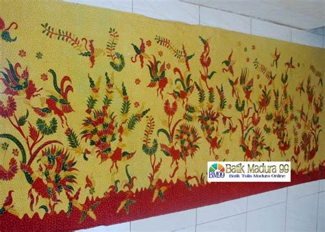 Kain Batik Tulis Madura Hitam Kuning 20 best images about traditional batik