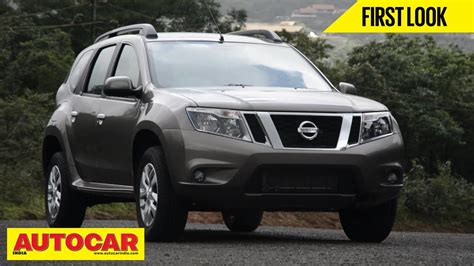 nissan terrano india 2013 nissan terrano compact suv first look video