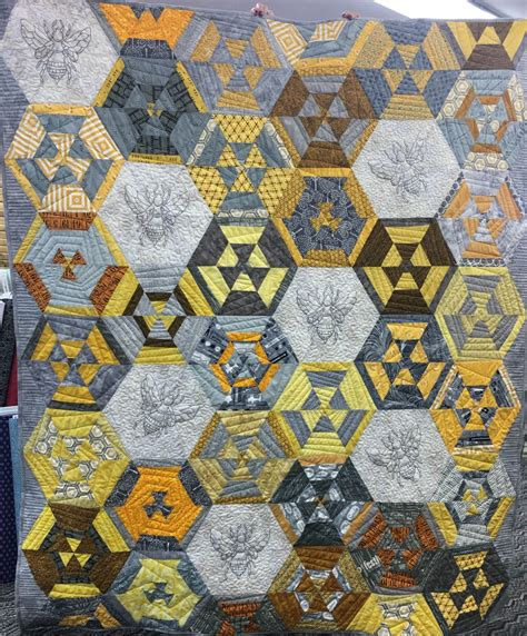 Quilt Bee by Bee Quilt Kit