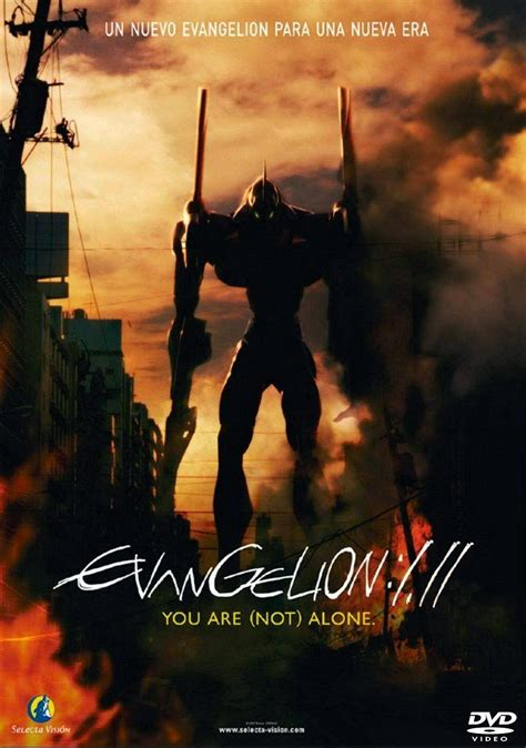 anime evangelion sub español anime software y rebuild of evangelion 1 11