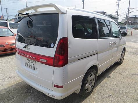 nissan serena 2000 2000 nissan serena pc24 j v pack for sale japanese used
