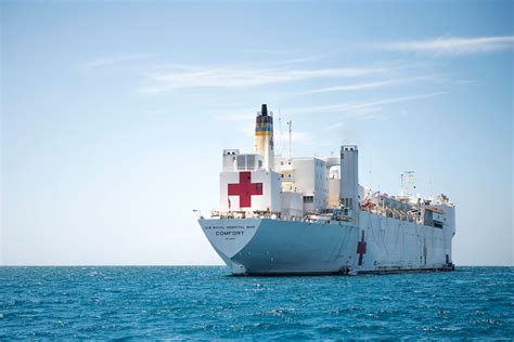 navy hospital ship comfort after six months away navy hospital ship comfort returns