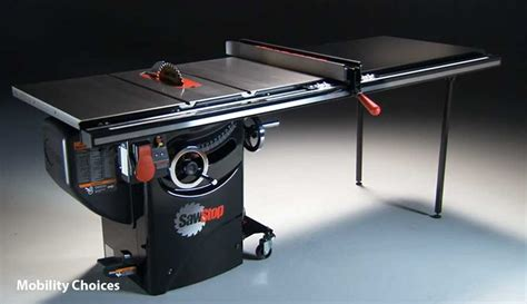 cabinet makers table saw industrial table saws for cabinet makers sawstop