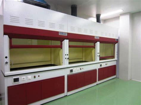 Fume Lemari Asam Lokal lemari asam fume base on galvanized steel structure laboratory furniture
