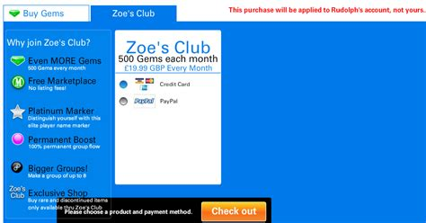 Ourworld Gem Gift Cards - you can gift zoe s club ourgemcodes