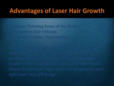 igrow hands free laser led light therapy hair regrowth system igrow laser hair growth hair care treatment
