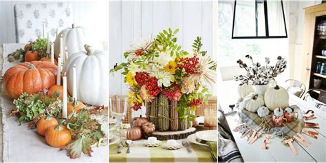 fall table centerpiece decorations 38 fall table centerpieces autumn centerpiece ideas