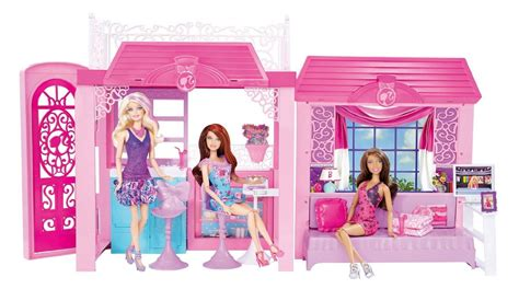 barbie doll house set games blog with best of all things doll house set barbie glam vacation house with doll