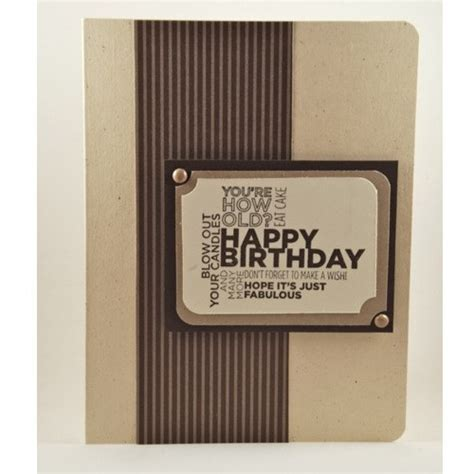 Handmade Masculine Birthday Cards - birthday cards from shoot golf photography