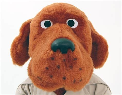 puppy puppet mcgruff the crime animal puppet for puppeteers or ventriloquists