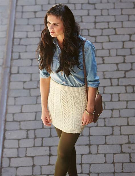 knit sweater skirt pattern yarnspirations com skirting around patterns