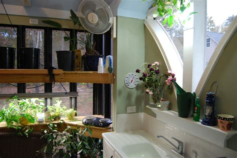 jeffs cabin greenhouse tinyhousedesign