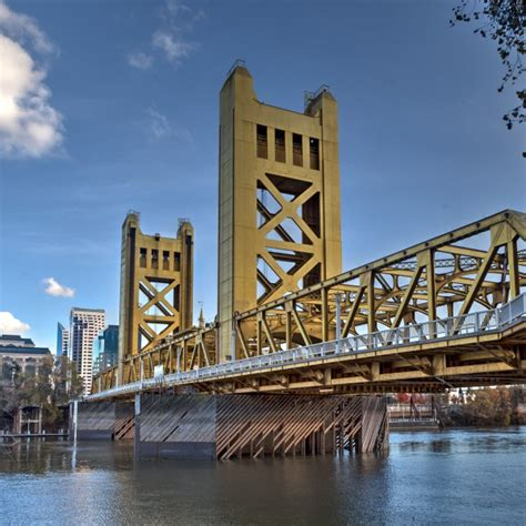 Tower Bridge Garage Sacramento by Sacramento A Place Of History Gate To Adventures