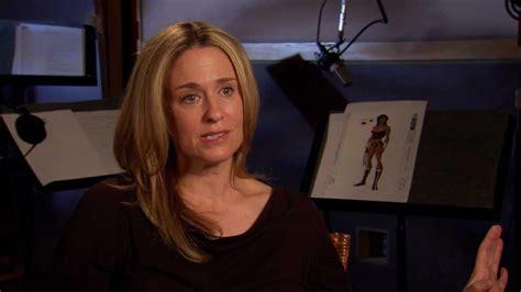 wonder woman voice actor susan eisenberg voice of wonder woman clip 1 quot justice