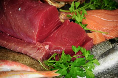 Tuna Loin Sashimi Grade sashimi grade tuna loin fish glorious fish fresh fish