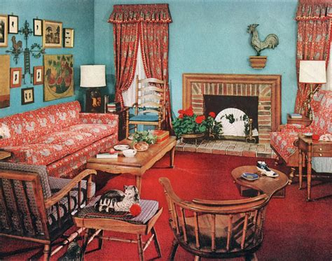 home interiors decorating 1940s room decor home decor 1940s room