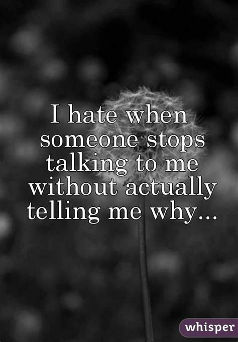 Friend Not Talking To Me Quotes best 25 stop talking ideas on healthy mind