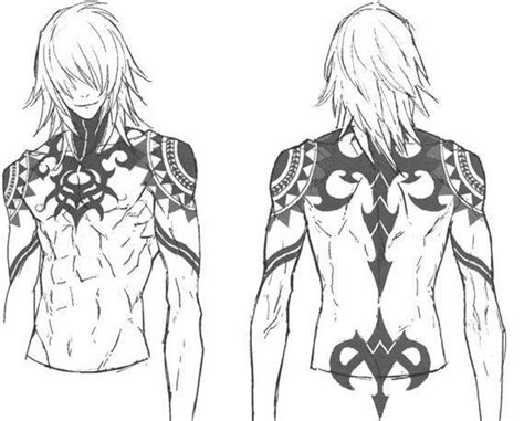 anime characters with tattoos 328 best anime s images on anime boys