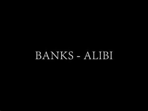 testo alibi vasco alibi banks musica e