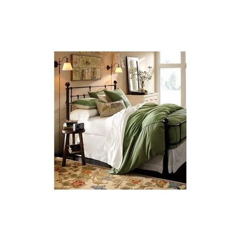 Mendocino Bed Pottery Barn Design Pinterest Beds Mendocino Bed Frame