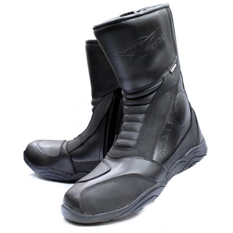 waterproof motorbike boots targa waterproof motorcycle boots clearance ghostbikes com