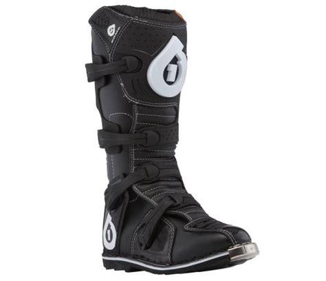 661 motocross boots sixsixone 661 comp boot black motocross motorsports