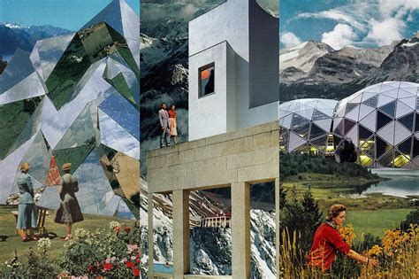 contemporary collage artists 5 collage artists on instagram we radisson