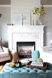 Fall Fireplace Decorating Ideas by 30 Amazing Fall Decorating Ideas For Your Fireplace Mantel