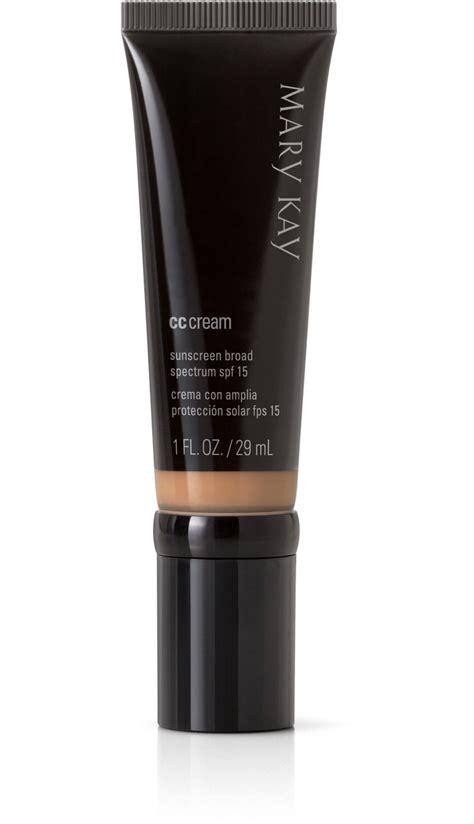 Mary Kay 174 Cc Cream Sunscreen Broad Spectrum Spf 15 Deep