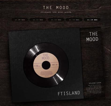 Ftisland The Mood ありがとうございます ftislandくん