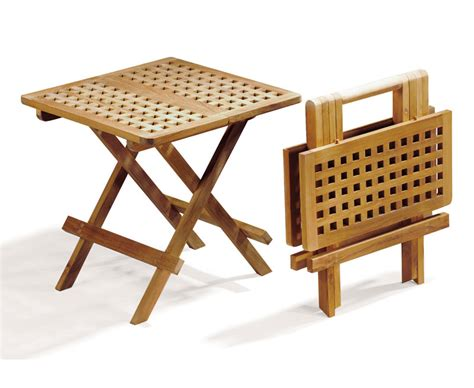 Meja Lipat Uk 50x50 Meja Bazar Meja Lipat Cafe Meja Makan Lipat folding square picnic table teak wood folding table teak