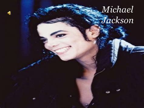 michael jackson biography powerpoint power point de michael jackson
