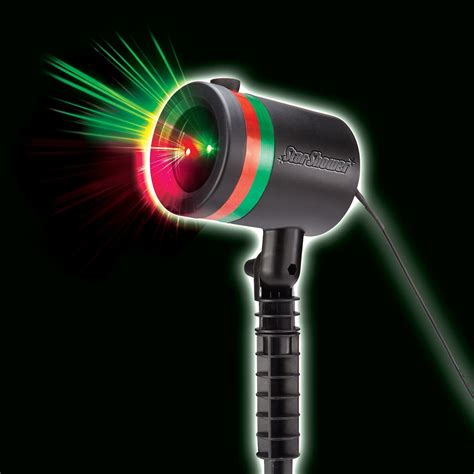 Disco Light Shower by Jml Shower Laser Projected Light System 5m Cable