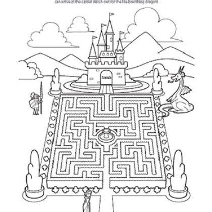 activity book for coloring pages mazes color by numbers a great coloring book for any fan of minecraft books doolhof zoek de weg naar het kasteel sprookjes
