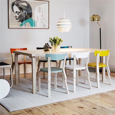 cuisine artek 81a table by artek connox shop