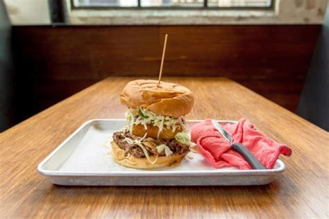 Tilt Handcrafted Food - 13 best burgers in portland