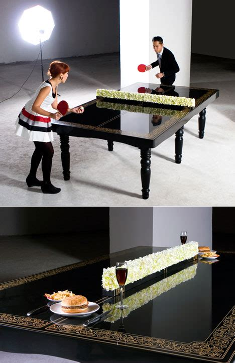 jr ping pong table this just in box ping pong dining table by hunn wai for