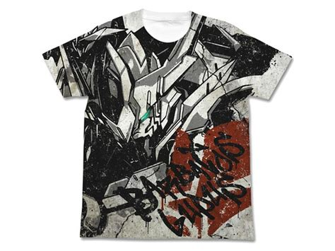 T Shirt Gundam Mobile Suit 7 mobile suit gundam iron blooded orphans gundam barbatos