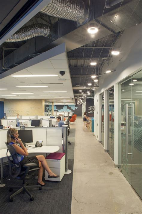 Pandora Corporate Office by Pandora Offices By Fusion Design Consultants Boston