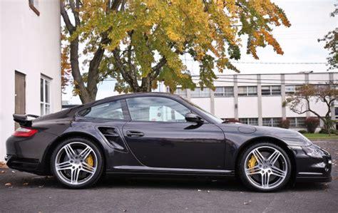 Porsche 911 Turbo For Sale by Porsche 911 Turbo For Sale 2007 Black
