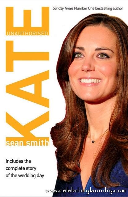 biography book on kate middleton dirty laundry exclusive sean smith s kate middleton