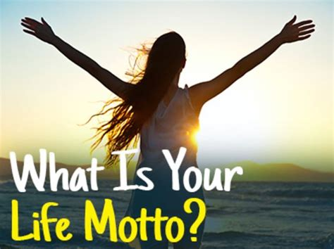 what is my what is your motto playbuzz