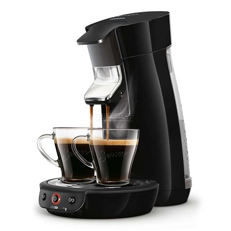 coffee pod machine senseo viva cafe philips hd