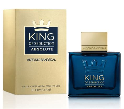 Parfum King antonio banderas king of absolute new fragrances
