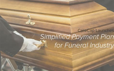 carecap launches simplified payment plan for funeral