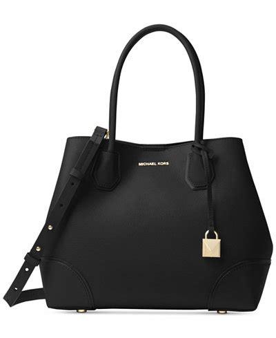 Ready Tas Mk Mercer Lugg 1 michael michael kors medium mercer gallery handbags accessories macy s