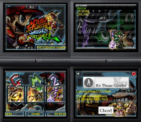 theme psp football nds skins psp y ps3 themes nintendo ds sony psp y ps3